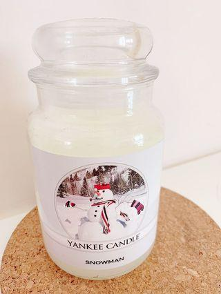 Yankee Candle - Snowman