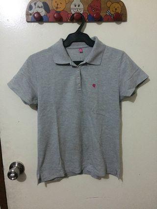 Polo shirt blouse