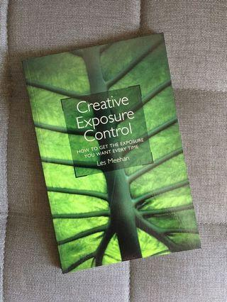 Creative Exposure Control photography book