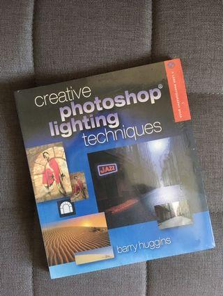 Creative Photoshop Lighting Techniques photography book