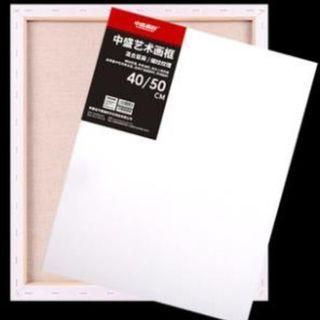 Stretched canvas  40cmX50cmX2.5cm