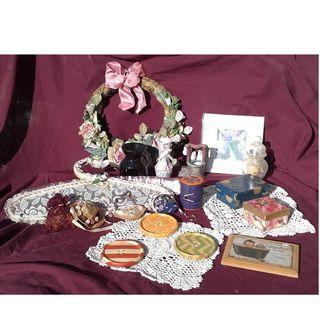 Decorative Household Items