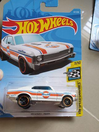 Hot wheels 68 chevy