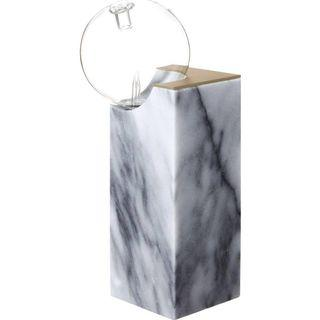 Marble and glass aroma diffuser