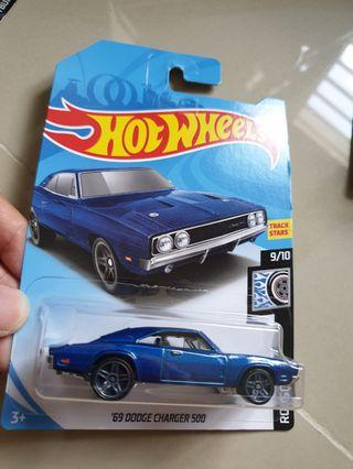 Hot wheels 69 dooge