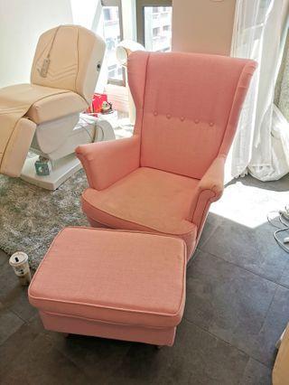 同IKEA型椅、腳蹬