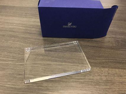 Swarovski Crystal Base (Size: Large)