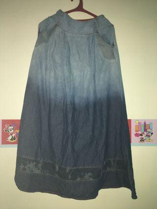 Rok Ombre Jeans