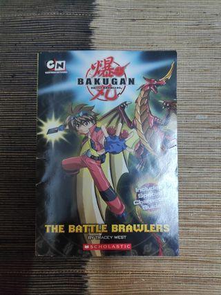 Bakugan The Battle Brawlers