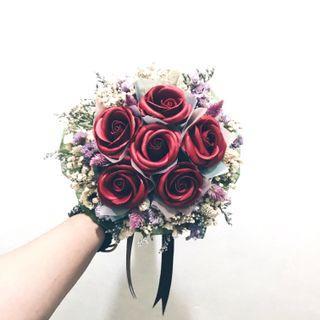 🚚 Spring Soap Bouquet