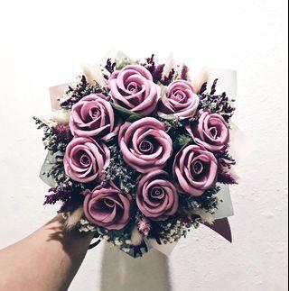 🚚 Sweet Soap Bouquet