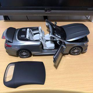 1:18 Norev Mercedes Benz S Class Cabriolet