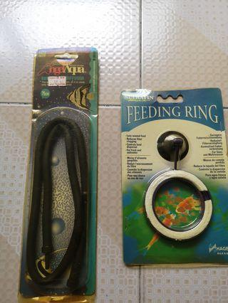 Rubber Diffuser And Feeding Ring