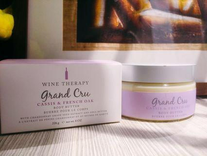 OLAVIE wine therapy Classic & French Oak Body Butter