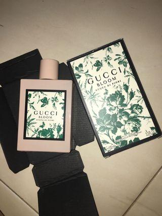 Gucci bloom acqua di fiori ori 100%