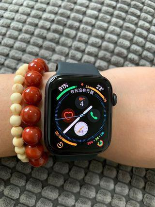 99%new apple watch series 4  44mm gps
