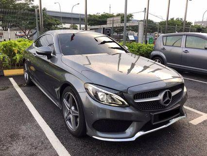 Mercedes Benz C300 Coupe