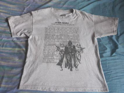 Star Wars shirt (free shipping)
