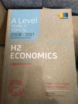 🚚 A LEVEL ECONOMICS YEARLY / TOPICAL QNS + ANS