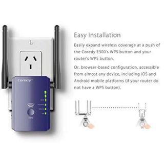 coredy n300 mini Wifi Repeater