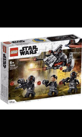 🚚 LEGO STAR WARS 75226 BATTLE FRONT-INFERNO SQUAD BATTLE PACK without Minifigures NEW