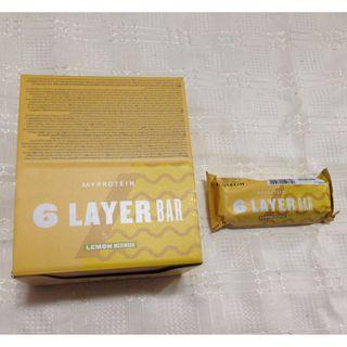 Myprotein 6 Layer Protein Bar Lemon Meringue