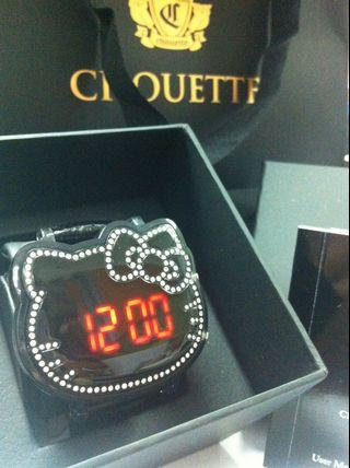 🚚 Authentic Chouette Luxury Hello Kitty Watch