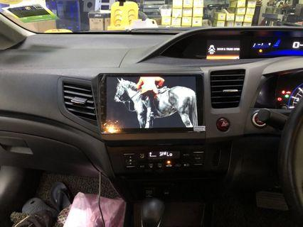 """Big screen Android 9""""& 10""""inch car player"""