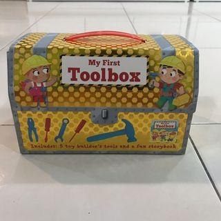 👨🏼‍🔧 My first toolbox 👩🏼‍🔧