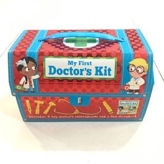 👨🏼‍⚕️ My first doctor's kit 👩🏼‍⚕️