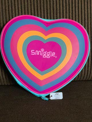 Smiggle Heart-top case