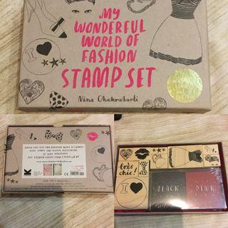 Fashion Stamp Set