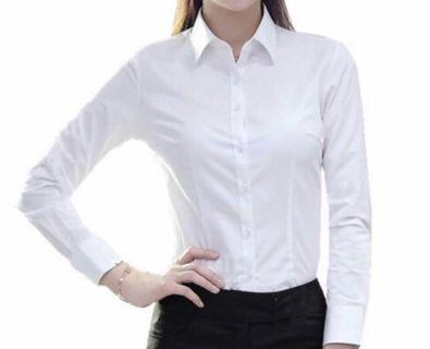 🚚 G200 Women's White Shirt