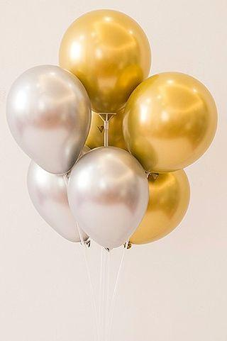 Balloons with stands