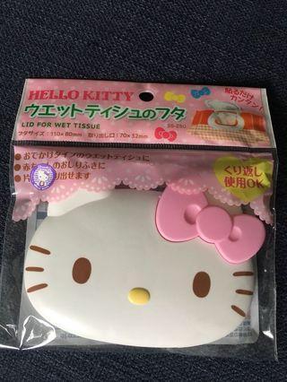 🚚 Hello kitty wet tissue lid