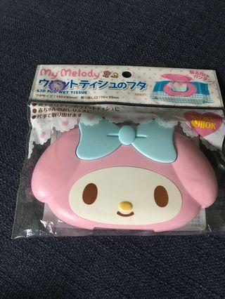 🚚 My melody wet tissue lid