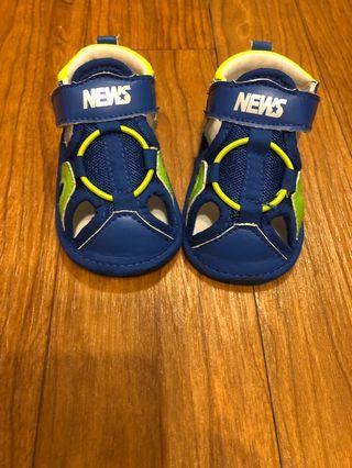 🚚 學步涼鞋12cm送學步鞋11.5cm
