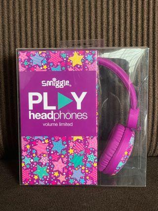 Brand New Smiggle Headphone