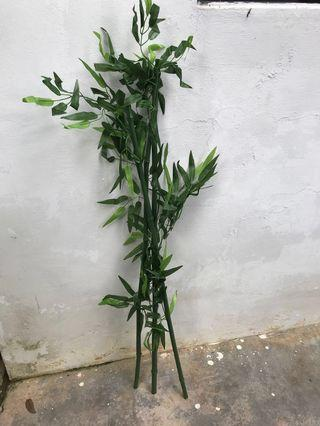 Artificial Bamboo Plant (1m and 1.2m)