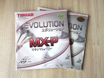 🚚 Tibhar Evolution MXP ( Black Max Thickness)