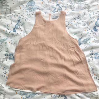 🚚 Willow Label Pink Flare Top