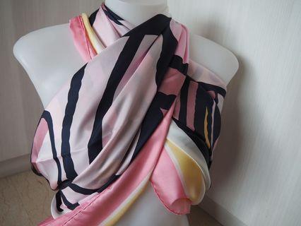 Hermes 140x140 Silk scarf