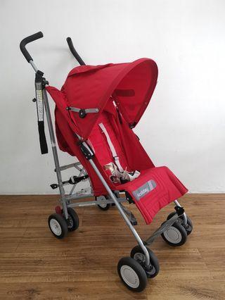 🚚 Steelcraft holiday stroller