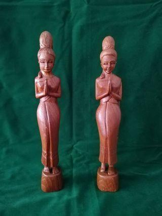 Traditional Thai Figurines