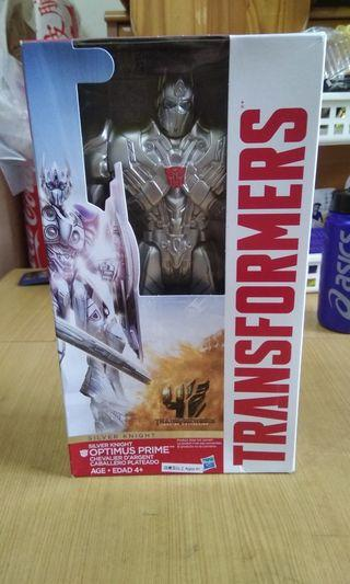Optimus Prime Silver Kinght 12 inches