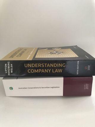 Murdoch Company Law Legislation Book