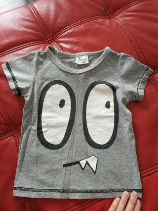 🚚 Preowned boy's t-shirt