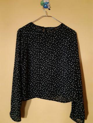 Long Black Shirt