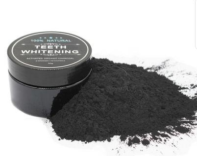 Teeth Whitening Active Charcoal