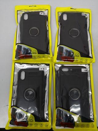 🚚 IPHONE XR/XS/7PLUS/XSM Metal Magnetic Ring casing